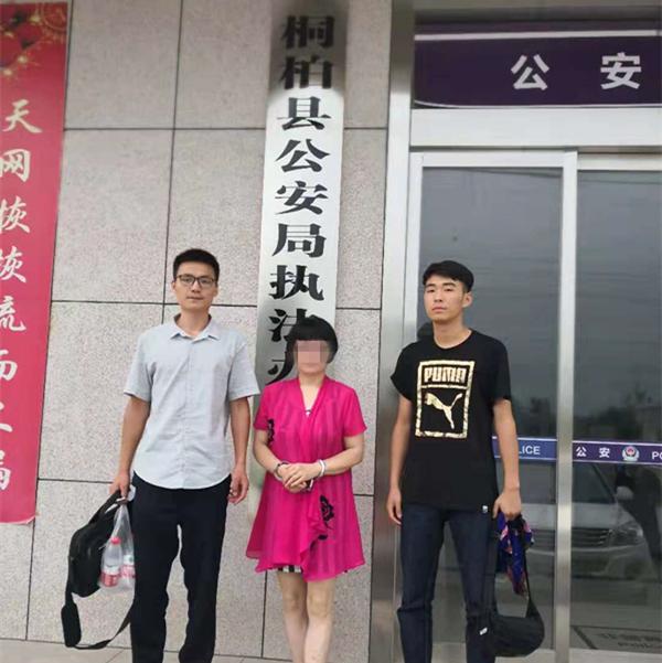 南阳民警周兴旺走访获知钱被骗  坚守三天抓逃犯