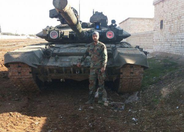 叙军损失数千坦克却还没打光?俄