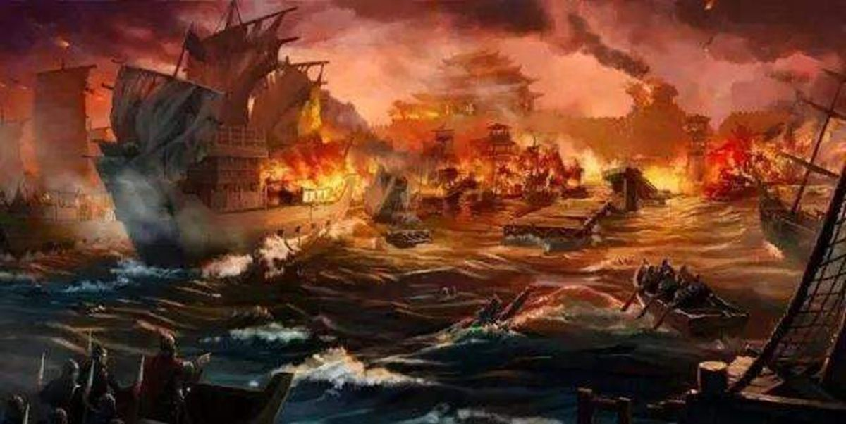 三国刘皇叔的千古奇冤:赤壁之战