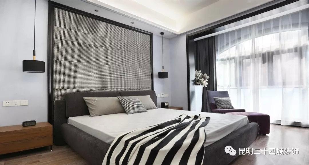 空间小放不了床头柜,以下几样既节省空间又美观!