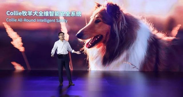 WEY发布Collie技术品牌,新VV6越级上市