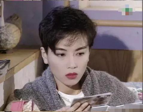 """曾是香港""""短发第一美""""女星,却一度暴瘦到36公斤, 今仍旧貌美图片"""