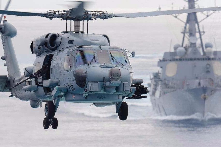 应急漂浮系统实验<b>成功</b> 新一代舰载直升机将横空出世