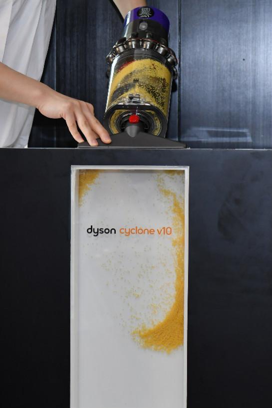 戴森揭示中國家庭環境的灰塵問題