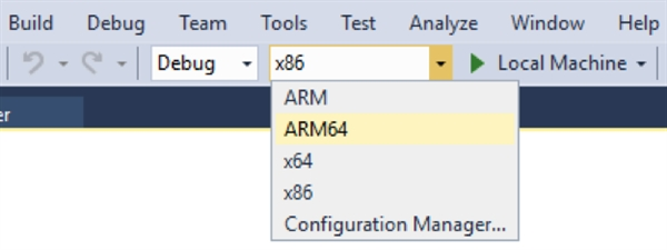 Windows开始支持64位ARM应用开发和提交:继续给x86施压