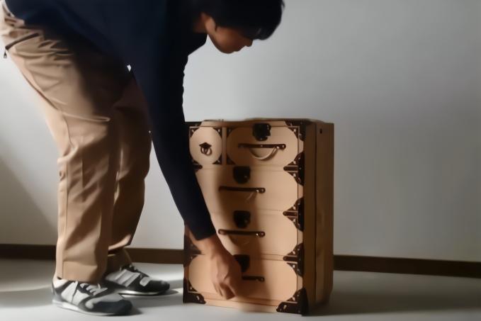 这门源自中国的技术,已被日本木工用的淋漓尽致