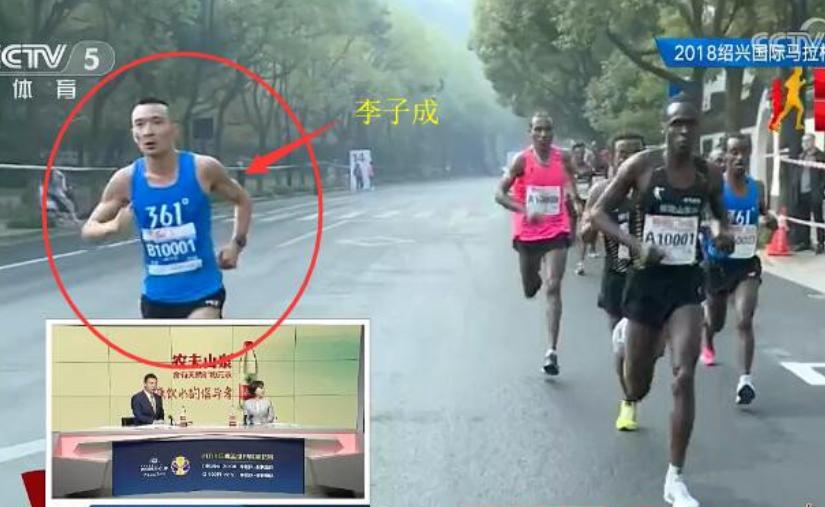 马拉松乌龙频发!中国名将第一个冲过终点,却被判定成绩无效