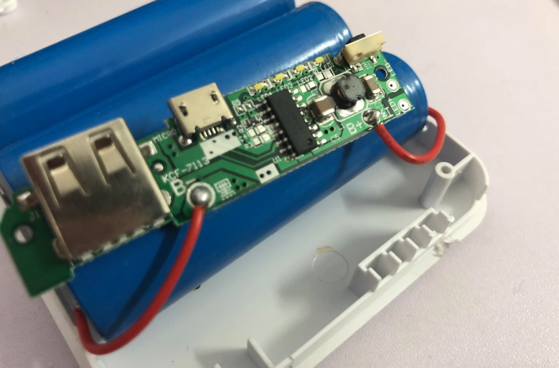 电路板和产品内部结构和外壳并不太匹配
