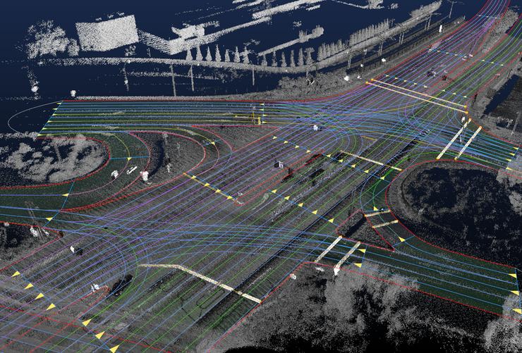 明年完成百余城高精地图绘制详解晶众的营收之道