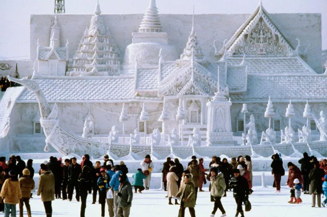 每年2月举办的札幌雪祭 是北海道冬季最热闹的冰雪庆典 主会场一般会图片