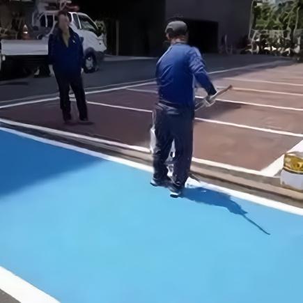 日本的马路画线职人