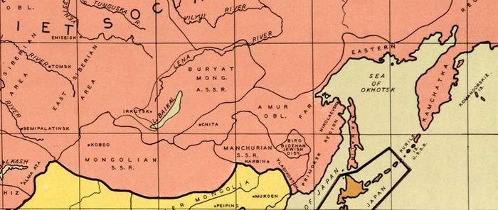 苏联解体为15个国家后,为什么其广袤的远东地区没有分裂的迹象?