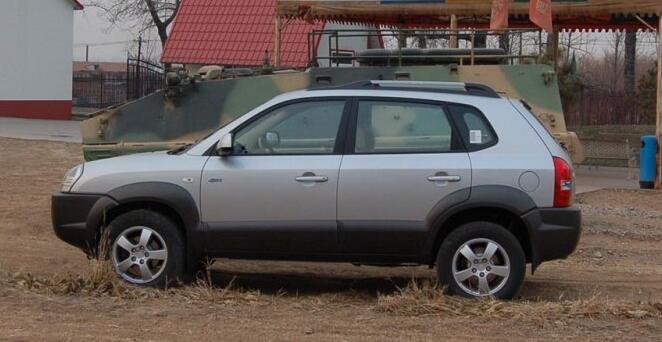 2万预算买二手SUV现代这款车你接受吗