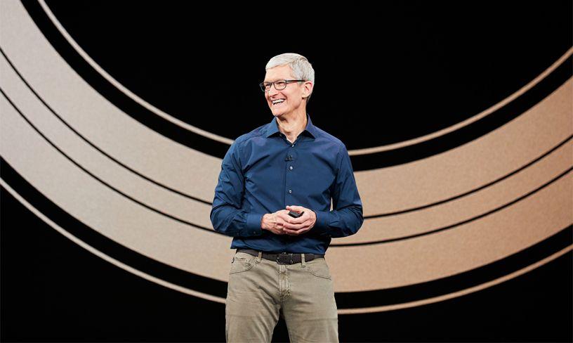 整个智能手机市场放缓 苹果当然也不例外