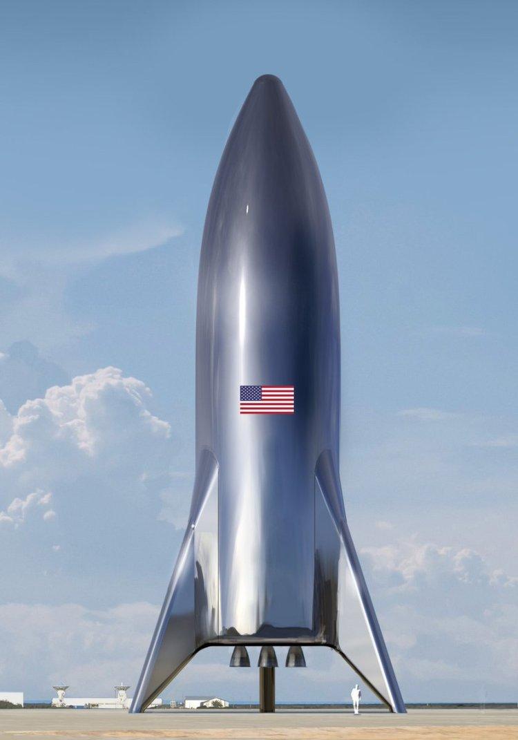 """SpaceX""""星际飞船""""原型或在数周内安排试飞"""