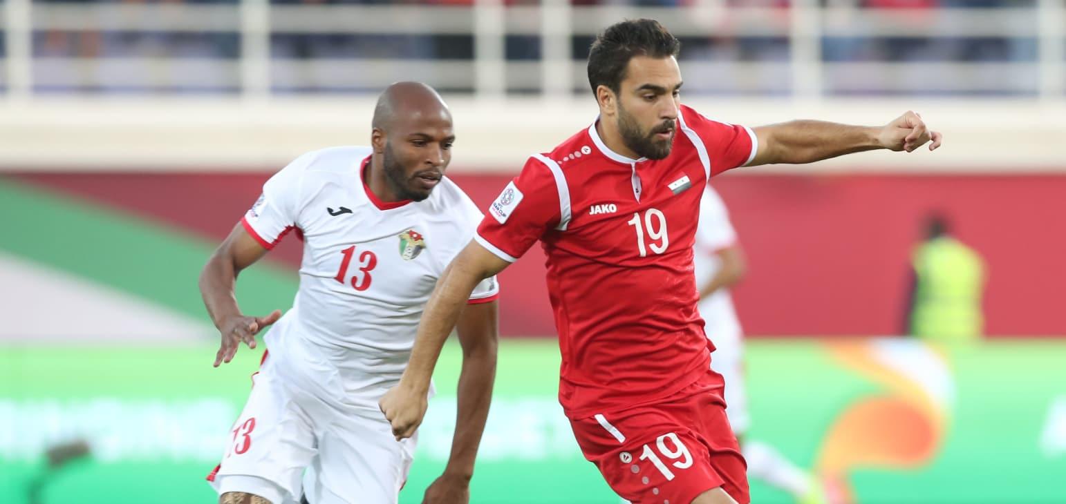 亚洲杯:穆萨、哈塔布建功,约旦2-0胜叙利亚提前出线