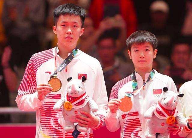 国乒2019首战3大00后新星出征!追击张本智和伊藤美诚