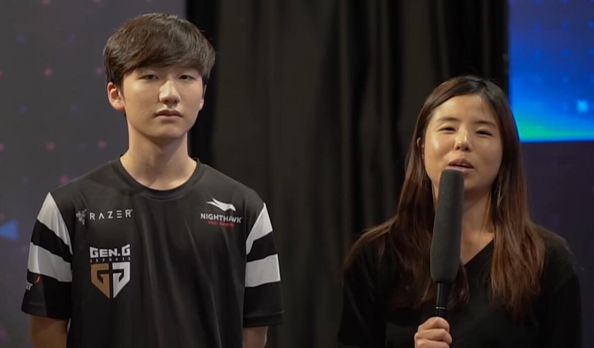 ESPN专访小花生 在LCK是为了更多成绩