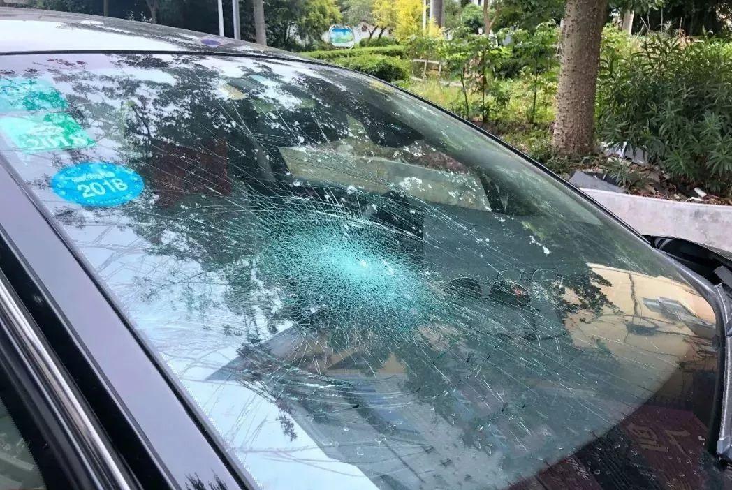 【图】走保险换了前挡玻璃,请大家帮忙看一下 昕动论坛 汽...