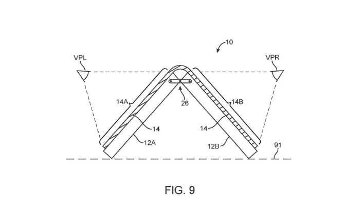 苹果提交可折叠iphone新专利-共享
