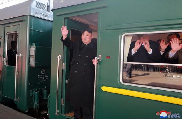 """越南采取""""罕见措施""""迎金正恩 俄罗斯外长也来了"""