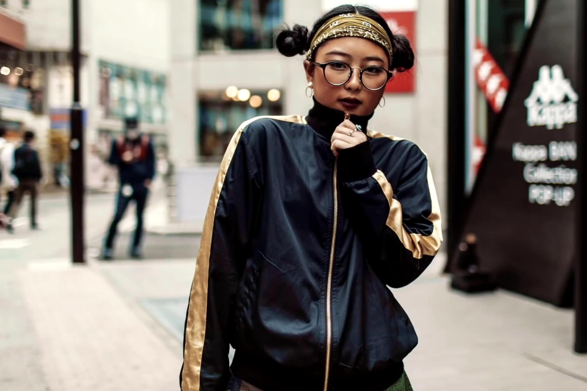 日本街拍:记录那些有个性的小哥哥小姐姐们
