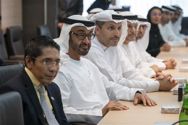 阿布扎比王储穆罕默德视察GlobalFoundries:一如既往全力支持