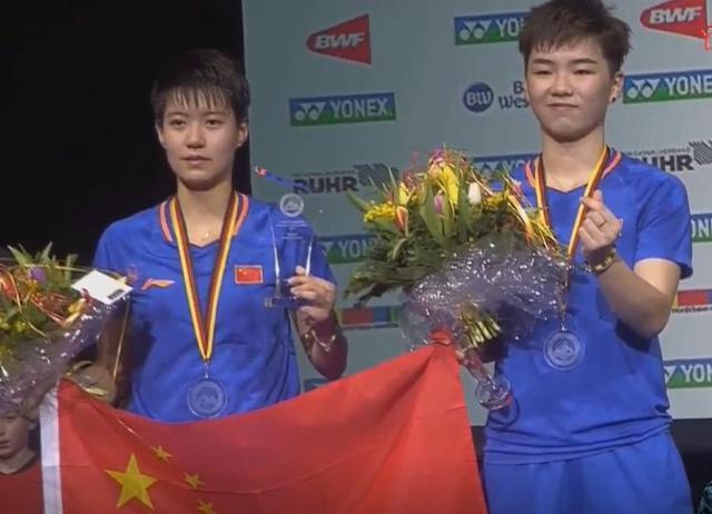 国羽天才双子星崛起 连赢世界第一和奥运冠军
