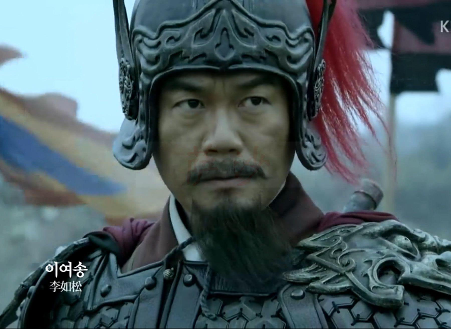 吴惟忠 让日寇发抖的大明悍将:李如松3万铁骑在朝鲜击溃20万日军
