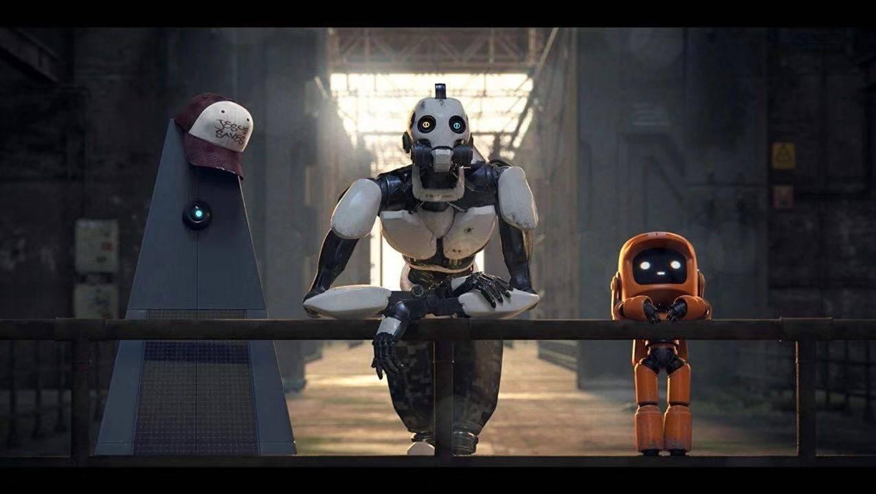 netflix神剧《爱,死亡和机器人》,立刻给我看-电商平台
