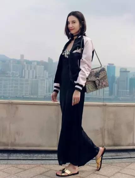 38岁的她,是中国很会穿衣服的女人,你喜欢的样子她都有!