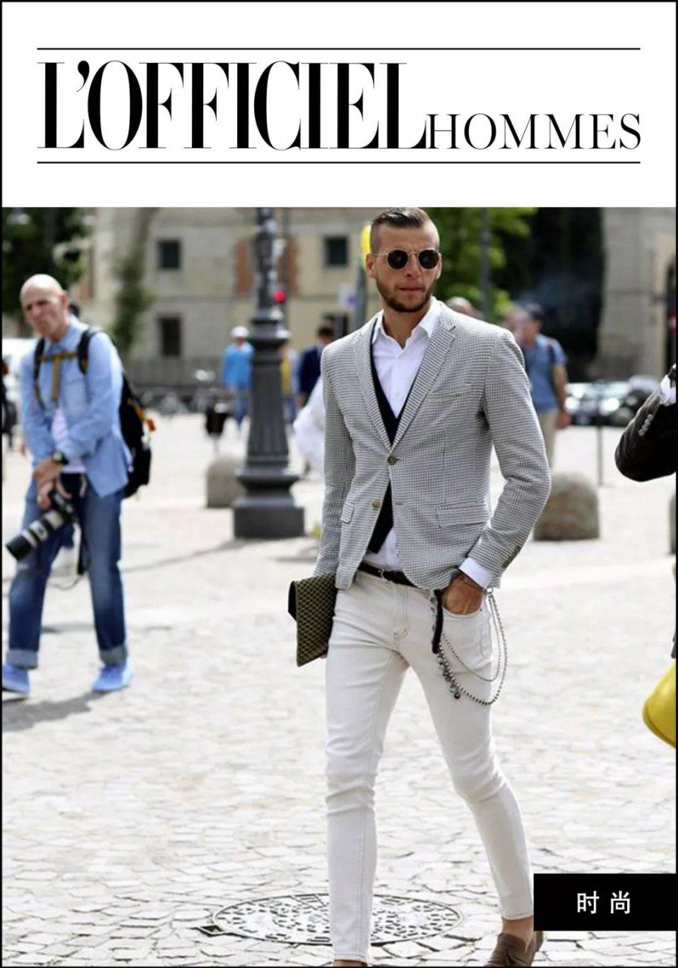 为什么不爱穿白裤子?怕脏吗?(脏了也值)