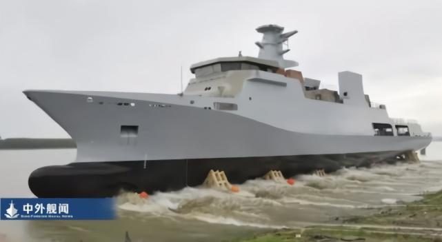 """巴基斯坦喜提""""欧气""""护卫舰,配置还不如导弹艇"""