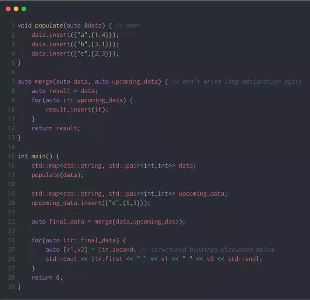 每个开发者都应该了解的一些C++特性