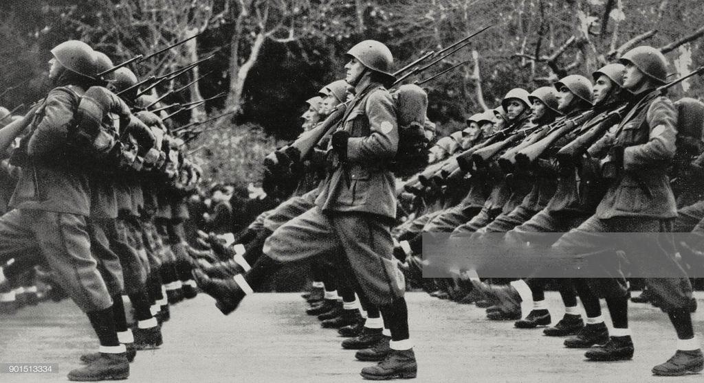 北非战争结束图片