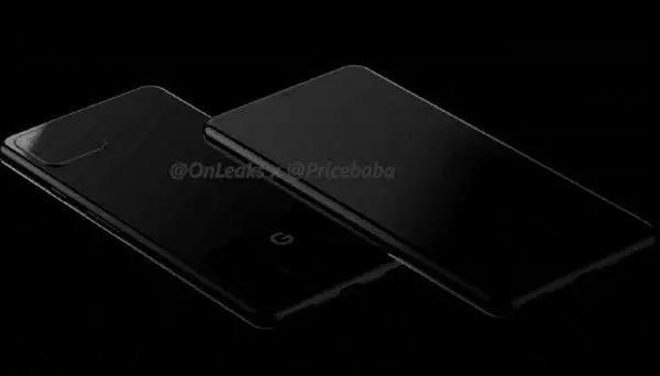 谷歌 Pixel 4 也要用「浴霸」摄像头?