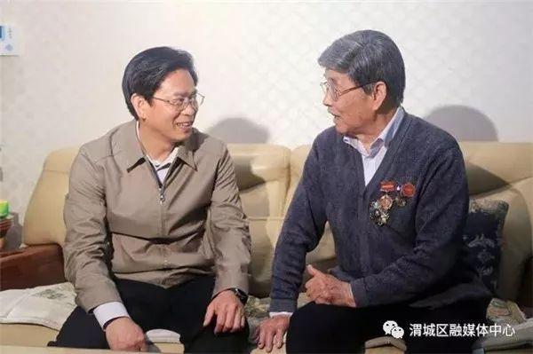 陕西发现上甘岭老英雄 曾与黄继光邱少云共受奖(图)