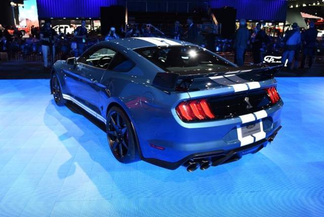 「e汽车」Mustang Shelby GT500动力参数公布,简直可怕