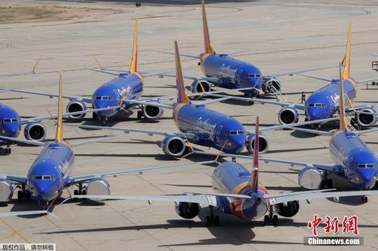 波音公司受到集体诉讼:数百名船长指责它伪装737MAX瑕疵