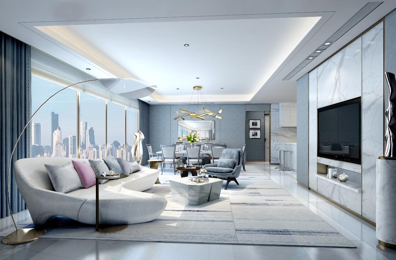 图片包含 室内, 天花板, 墙壁, 地板描述已自动生成