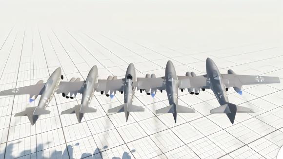 空架结构图纸大全