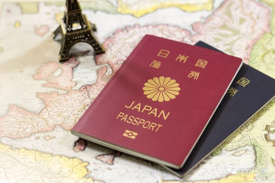 全球护照含金量TOP10
