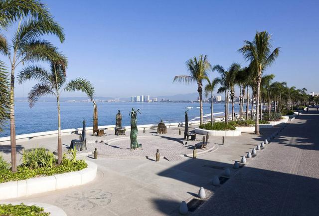 园林设计有助于塑造城市形象及突出城市特色