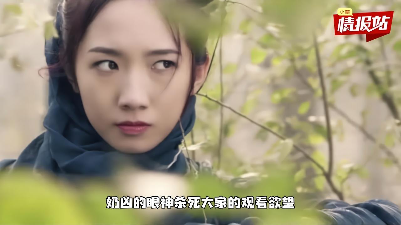赵丽颖的碧瑶灵动可爱,孟美岐被造型衬成路人,她不适合古装?