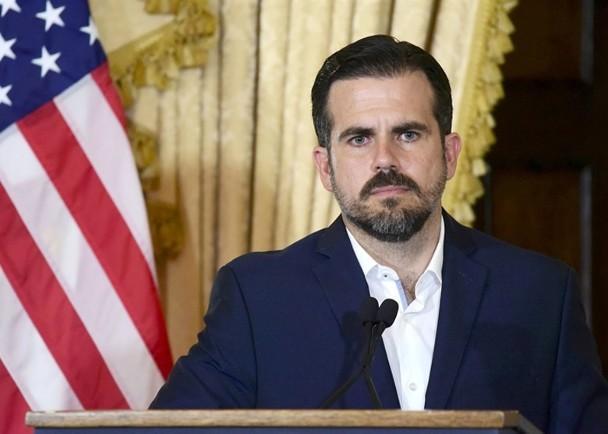 继辞去党首后,丑闻缠身的美属波多黎各总督被迫宣布辞职
