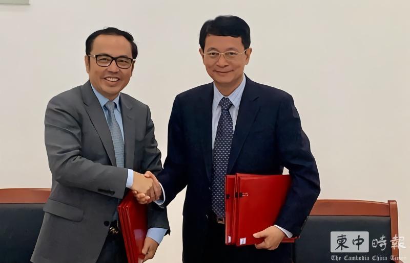 中国向柬援助1.66亿 用于维修总