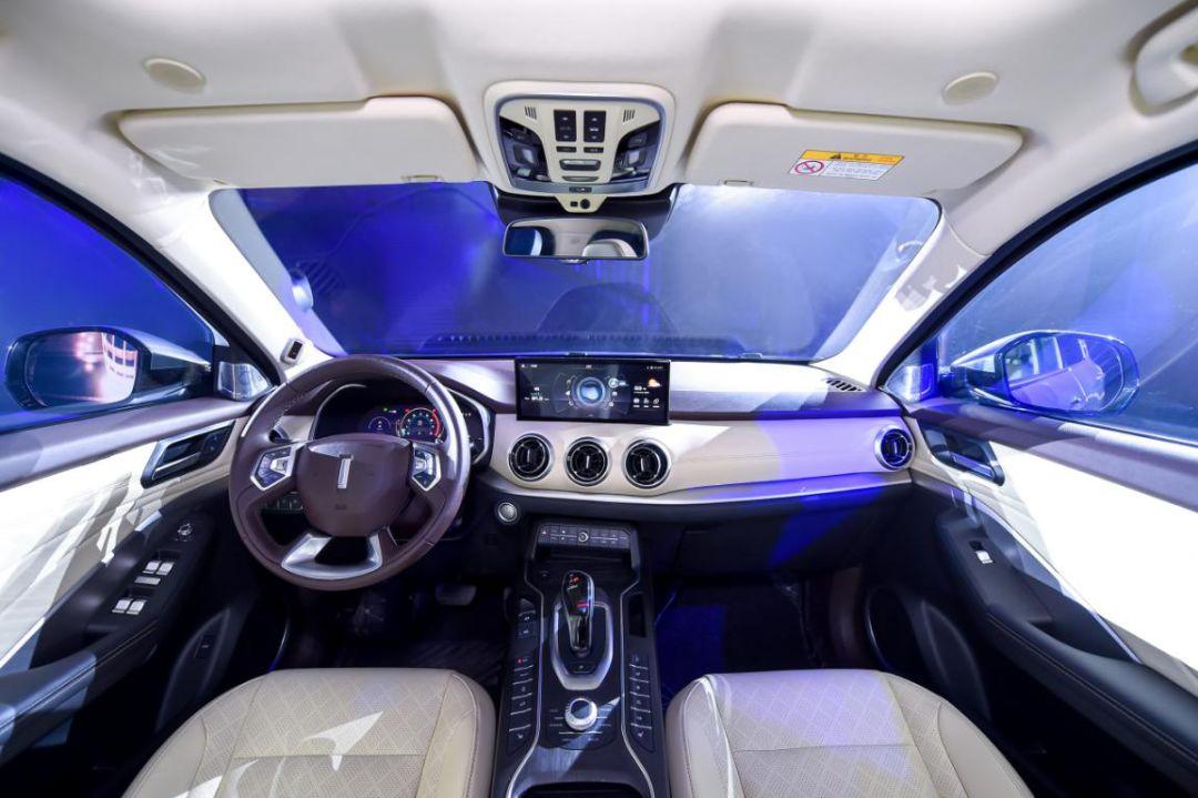 """能力越大责任越大 2020款VV6""""越级领先的智能安全SUV""""绝不是白叫的!"""