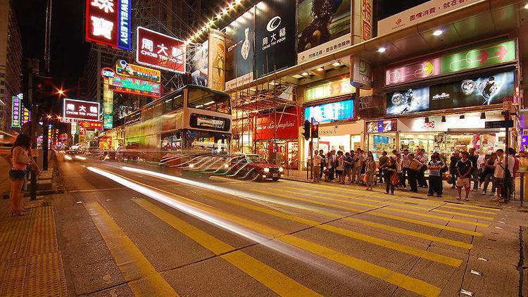 """企图勾结外部势力的香港""""民阵""""究竟是个什么组织"""