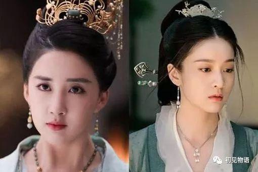 白发皇妃容乐和痕香关系揭秘 同为秦氏后人却为傅筹反目