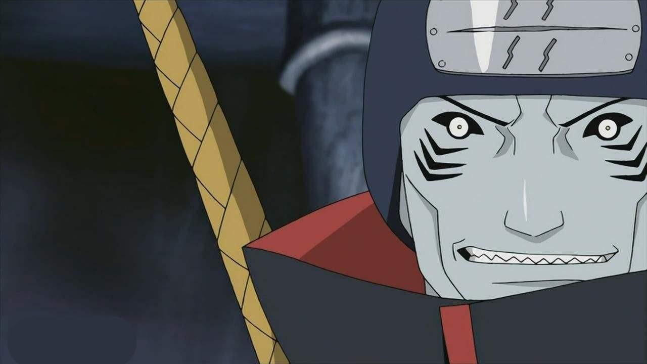八尾人柱力奇拉比所以会被鬼鲛吊打,是因为他自始至终没有尽全力